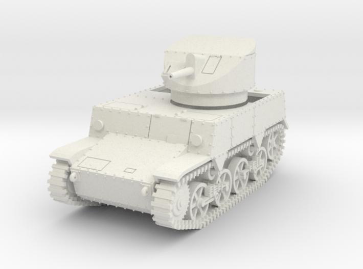 PV166D T13 B3 Tank Destroyer (1/56) 3d printed
