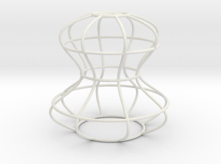 Lampshade 3d printed
