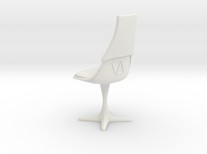 TOS Burke 115 Bridge Chair V2 3d printed