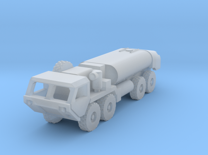 HEMTT M978 Tanker in 1/700th and 1/600th scales 3d printed