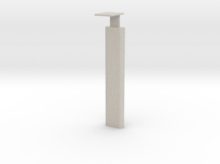 Iphone Tool Prybar 3d printed