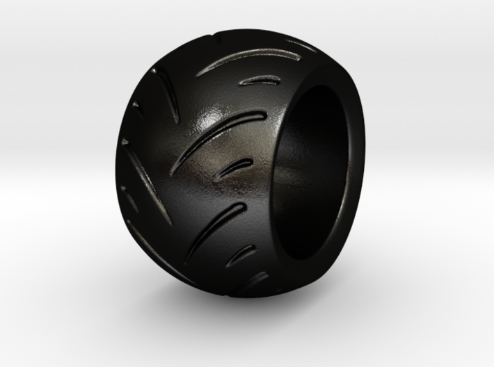 Max Power - Racing Tire Ring 3d printed