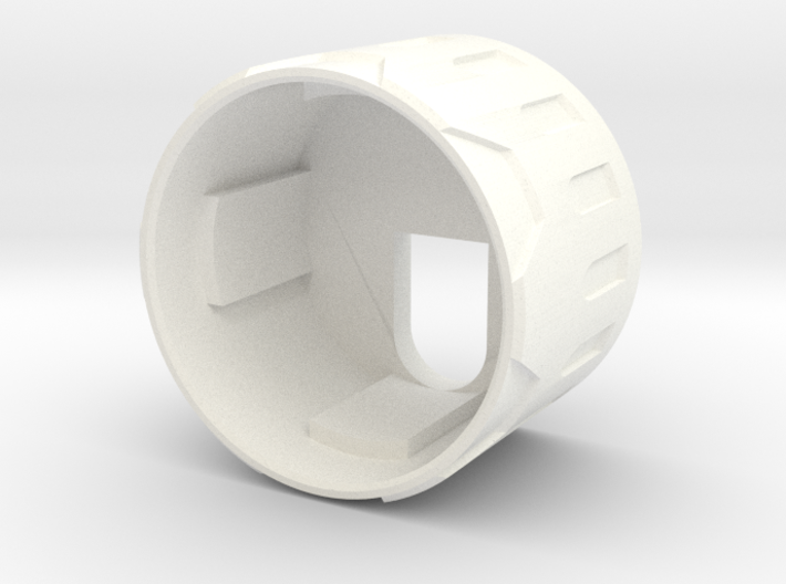 Generic 7/8'' Chassis - 20mm Bass Speaker Holder 3d printed