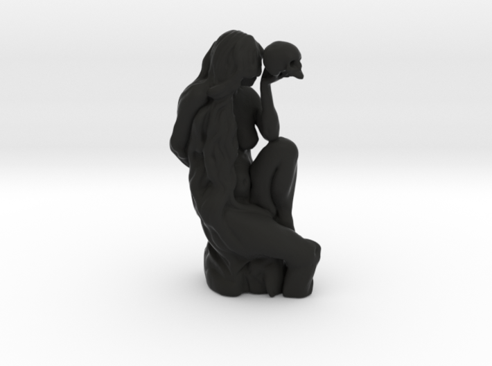Object 02 - Magdalene (contempt) 3d printed