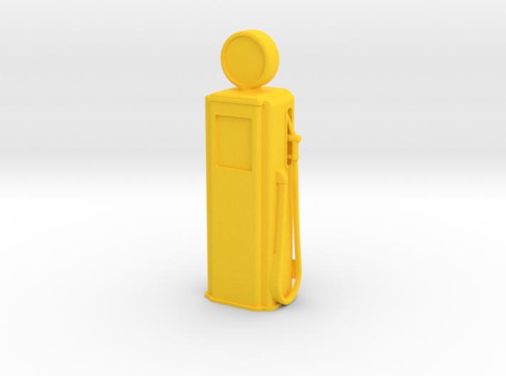Tokheim 39 Gas Pump, 1/32 Scale 3d printed
