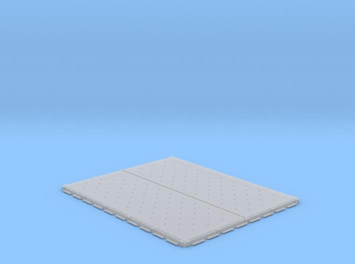 1/48 HCU-6E Single MSP48-002 3d printed