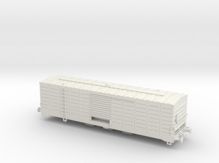 Hooper wagon 3d printed