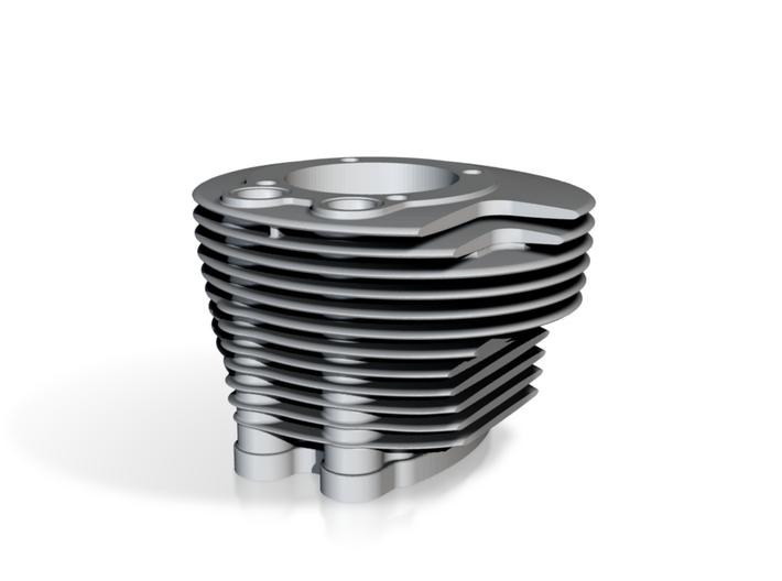 Matchless G80CS Barrel 3d printed