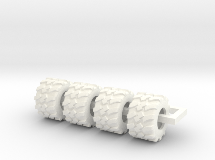 710/40-22.5 Tire 3d printed