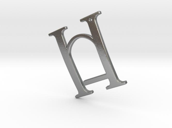 H 3d printed