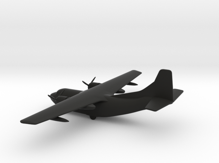 Fairchild C-123 Provider / Chase XC-123A 3d printed