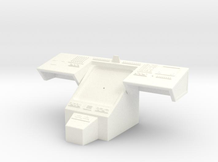 Bridge - Helm Nav Station 12 3d printed