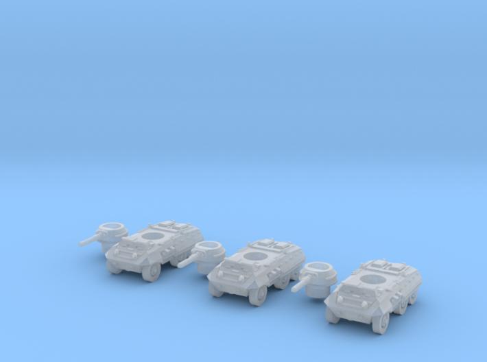 M8 Greyhound 1/350 3d printed