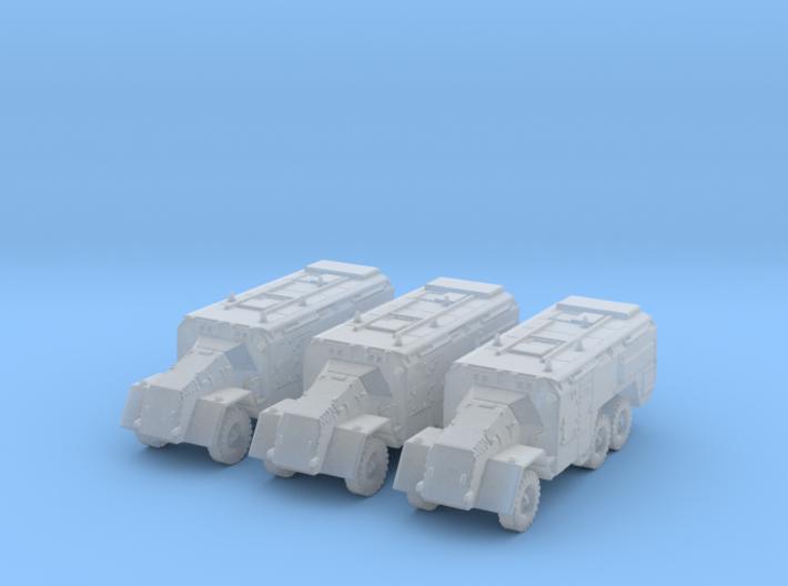 AEC 6x6 ACV 1/350 3d printed