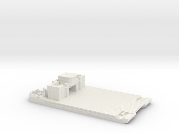 1/350 Pionier-Landungfahre 41 With Deckhouse IV 3d printed