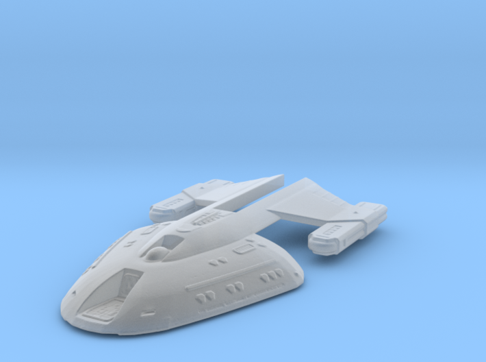 Norway Class 1/7000 Attack Wing 3d printed