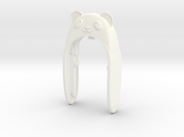 PANDA 2 KEYFOB 3d printed