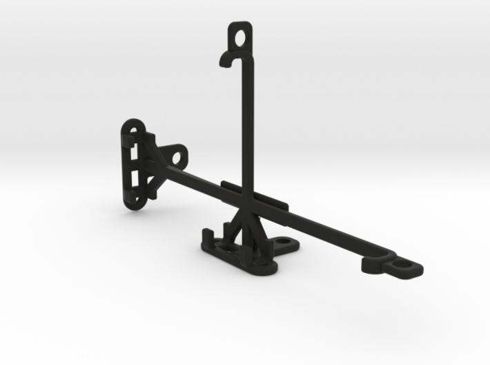 Huawei P10 Plus tripod & stabilizer mount 3d printed