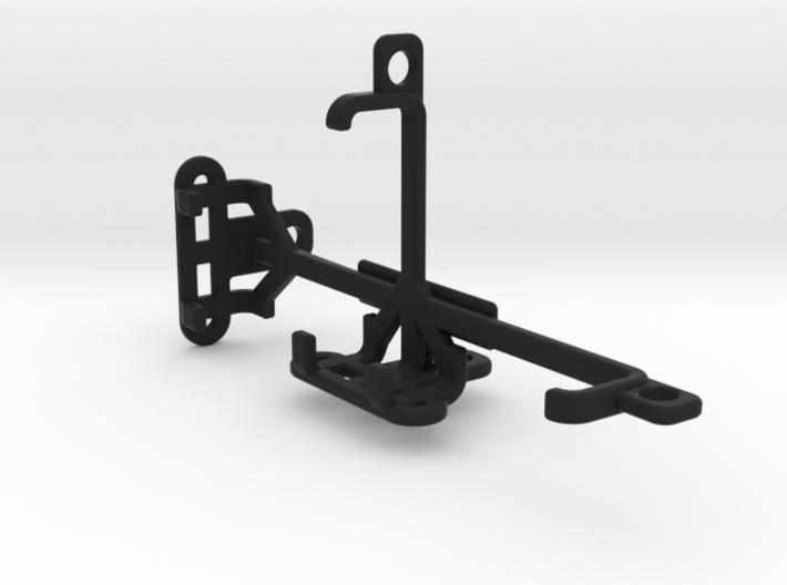 Nokia 150 tripod & stabilizer mount 3d printed