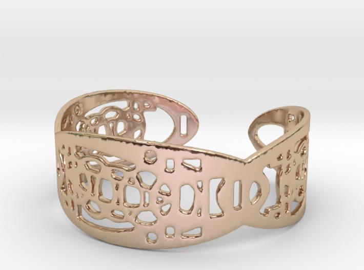 UI9 Design Bracelet 5,8 cm 3d printed