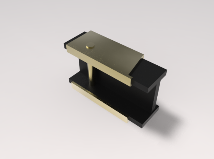Walther P1 P38 Magazine Holder Fix 3d printed