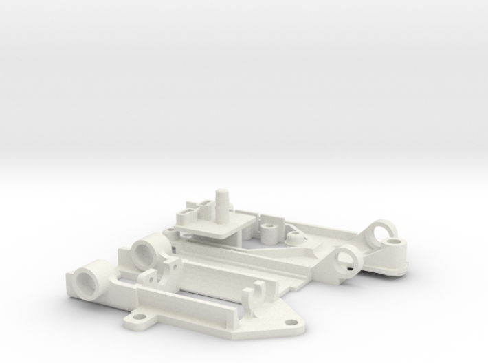 PDFFpod LanciaBetaTurbo Dirk 3d printed