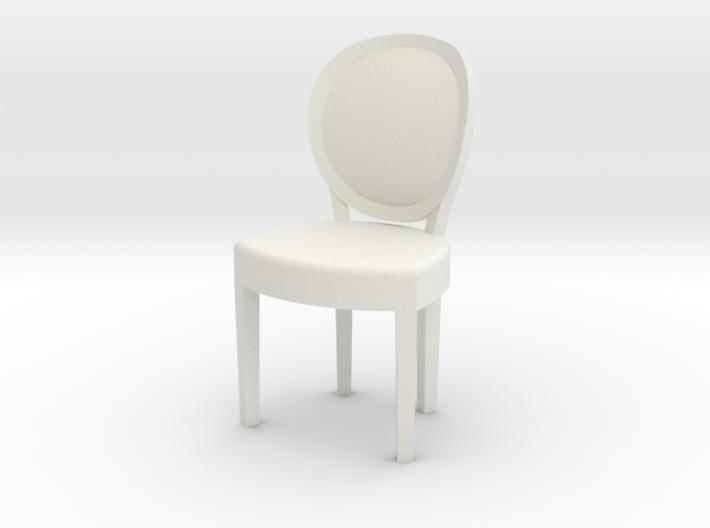 1:48 Louis XVI Chair 3d printed