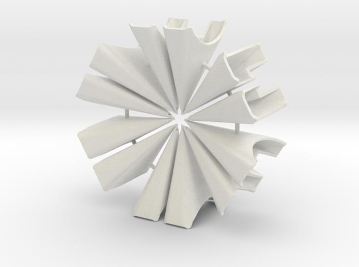 Simian 3d printed
