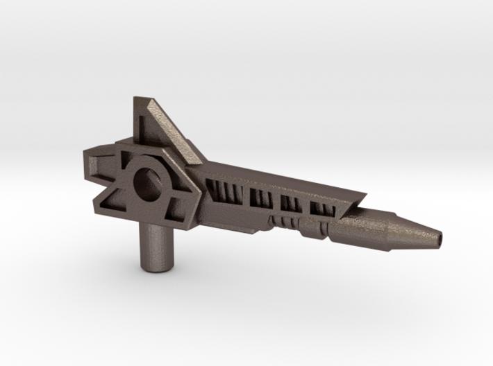 Fastlane Guns, 5mm 3d printed