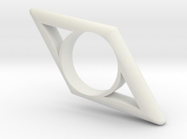 Micro Fidget Spinner 3d printed