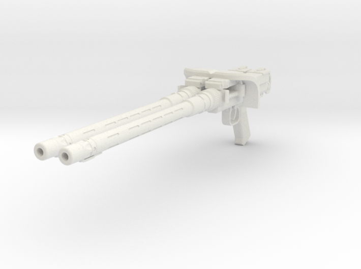 MG81Z 1:6 3d printed