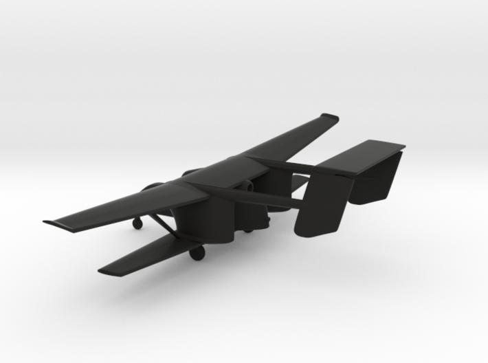 PZL M-15 Belphegor 3d printed