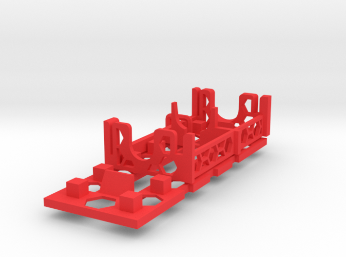 NT Cutter PD-300P Tool Organizing Inserts 3d printed