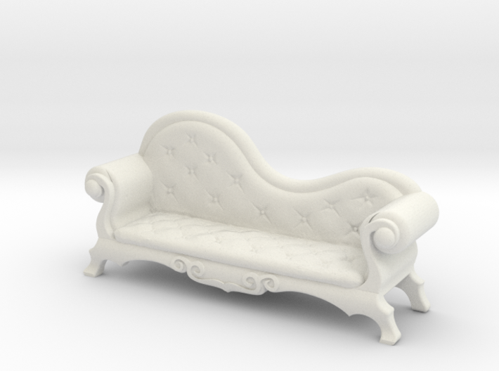 Chaise Lounge 3 3d printed