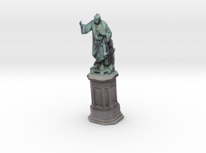 Laurens Janszoon Coster 3d printed
