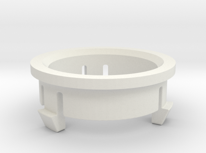 M6 to m7/9 adapter ring 3d printed