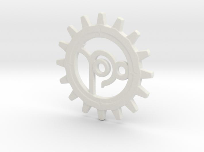 Capricorn Gear 3d printed