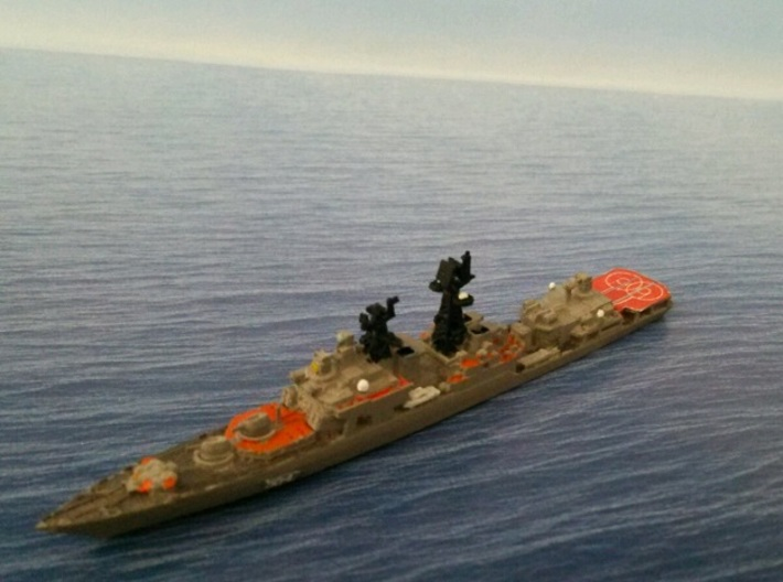 1/2000 RFS Admiral Tributs 3d printed painted and decal