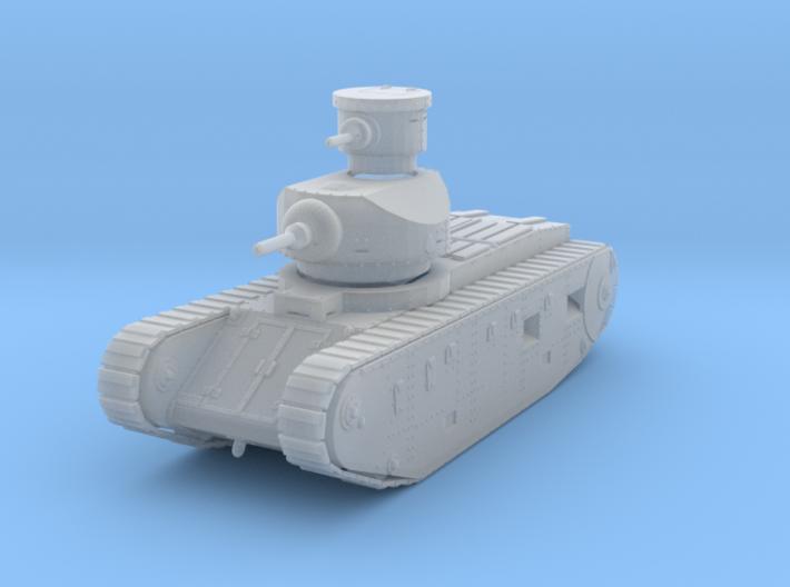 PV173C U.S. Ordnance M1921 Medium Tank (1/87) 3d printed