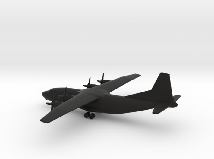 Antonov An-12 3d printed
