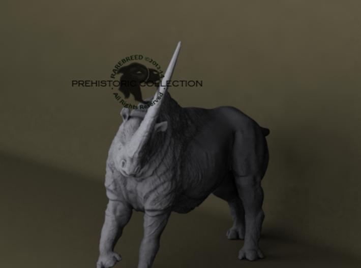 Elasmotherium 3d printed Rhinoceros ©2012-2017 RareBreed