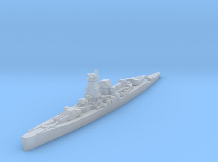 Deutschland class 1/4800 3d printed