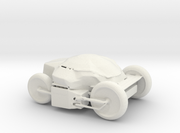 Printle Thing Vehicle - 1/24 3d printed