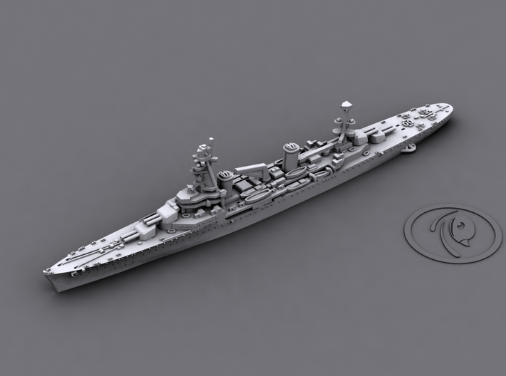 MN CA Duquesne 3d printed Computer software render