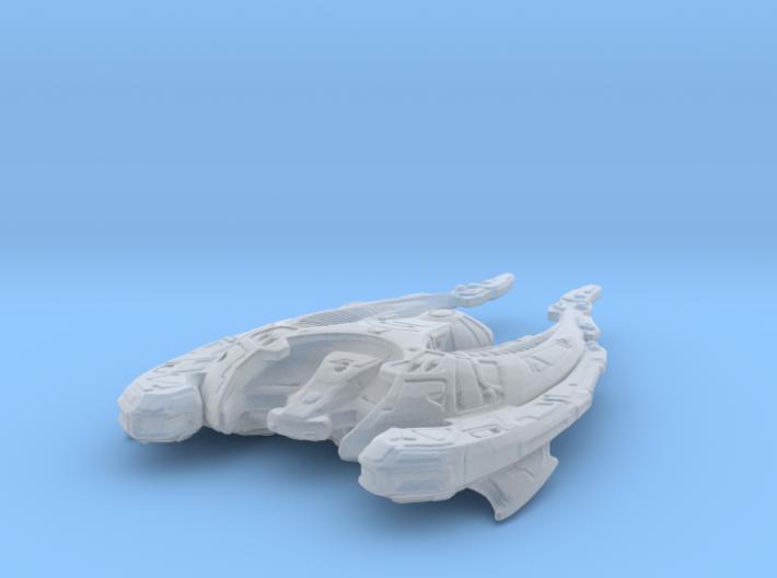 Son'a Command Ship 1/7000 Attack Wing 3d printed
