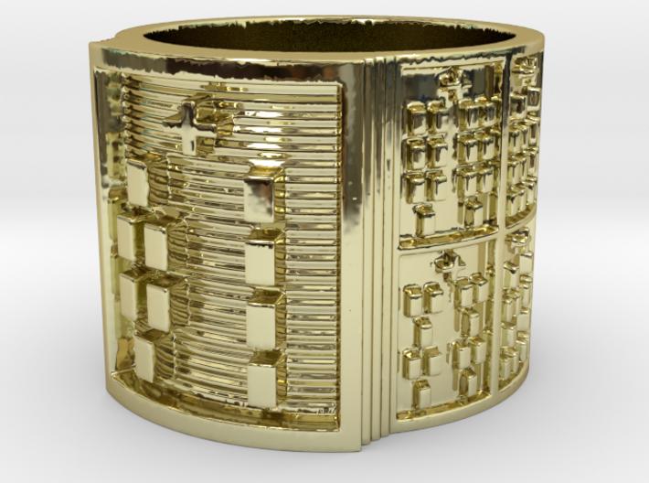 OGBEDI Ring Size 11-13 3d printed