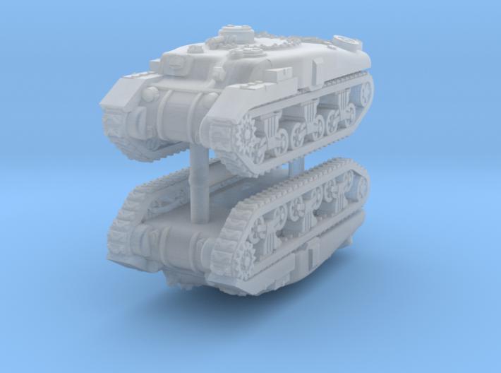 1/285 Ram Badger flamethrower (x2) 3d printed