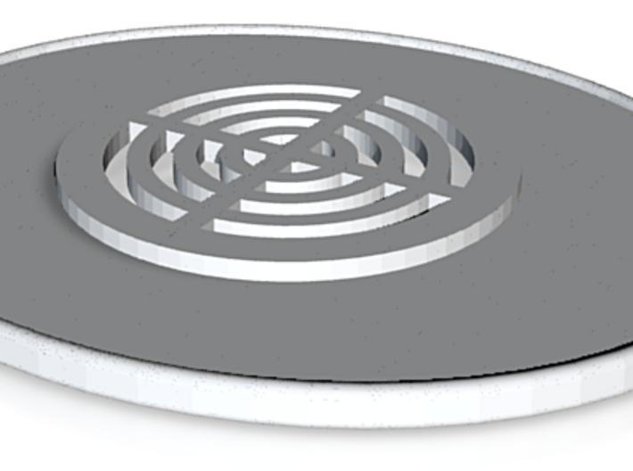 TestSpeaker 3d printed