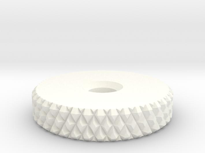 TFA back bracket knob 3d printed
