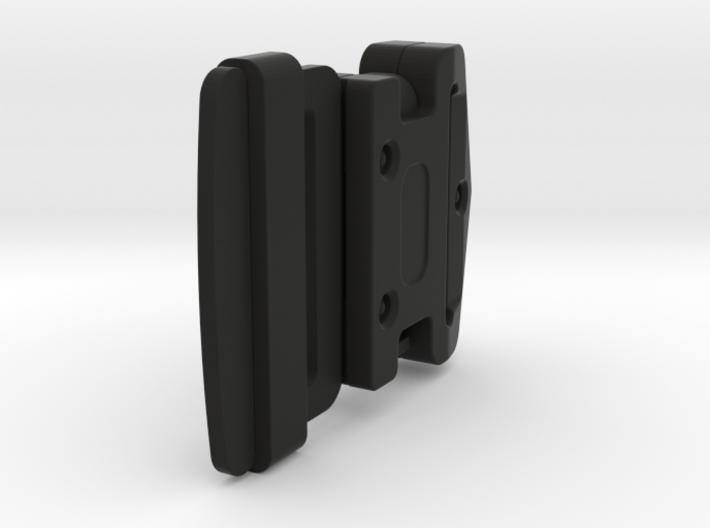 ARROW - Arsenal Belt Buckle 3d printed